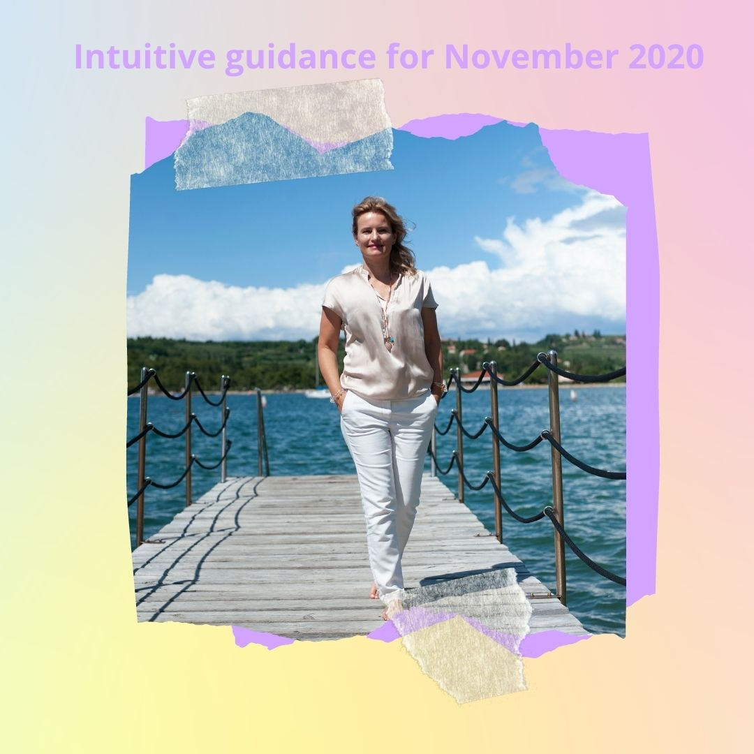 Intuitive guidance for November 2020